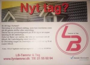 Flyvers LB-Tømrer & Tag